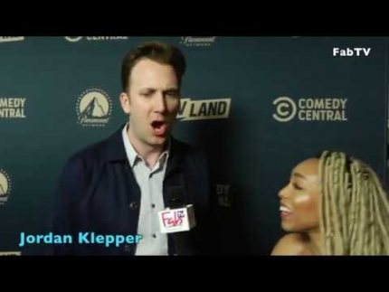 "Jordan Klepper talks about his show & his mug shot ""Klepper"""