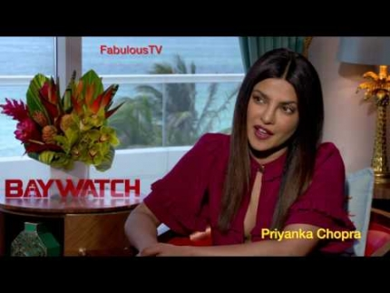 Priyanka Chopra talks about her evil role on 'Baywatch' FabulousTV