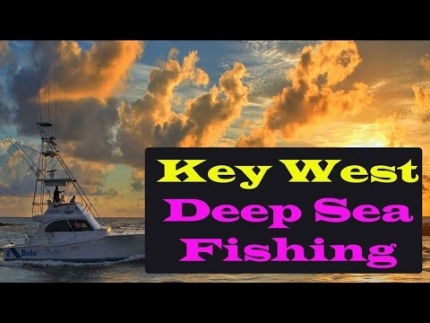 Key West Deep Sea Fishing - Charter Boat Booker