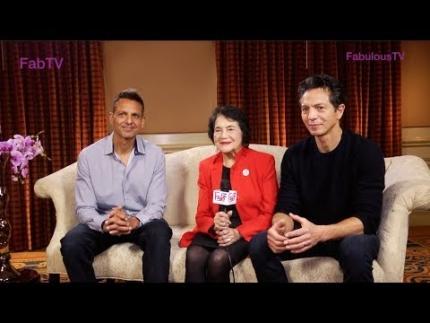 'Dolores'  DoloresHuerta interview on FabTV