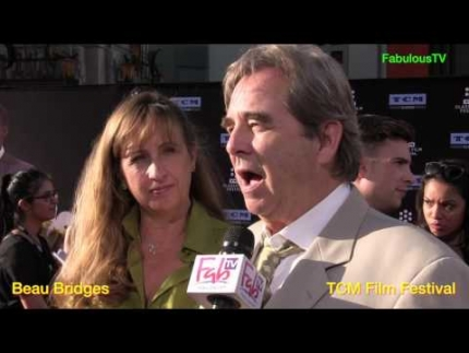 'Beau Bridges' at the 2017 TCM Classic Film Festival on FabulousTV
