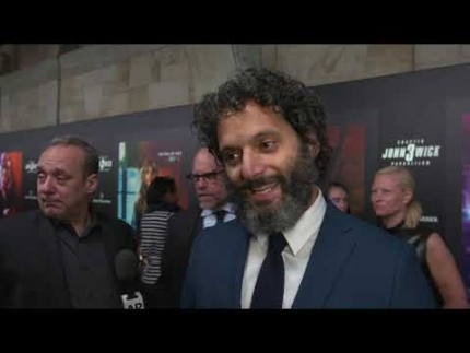 "Jason Mantzoukas    ""John Wick   Chapter 3  Parabellum"