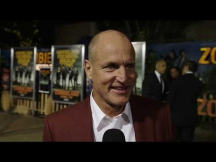 "Woody Harrelson on ""ZOMBIELAND"" Double Tap"