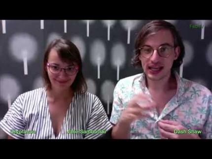 Cryptozoo - Jane Samborski  & Dash Shaw