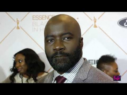 "Mike Colter ""Luke Cage"" at ESSENCE ""Black Women in Hollywood"" 2018"