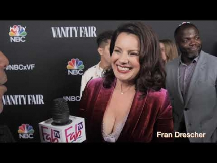 "Fran Drescher debuts her new show ""Indebted"" on NBC"