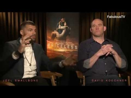 Joel Smallbone & David Koechner talk about 'PRICELESS' on FabulousTV