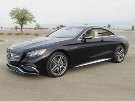 2015 Mercedes-Benz S65 AMG Coupe (V12 Biturbo) Start Up, Exhaust, and...