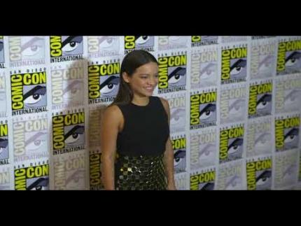 Terminator Dark Fate premiere arrivals at Comic Con