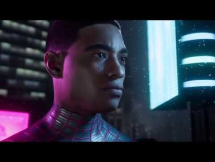 Marvel's Spider Man  Miles Morales Announcement Trailer  - PS5