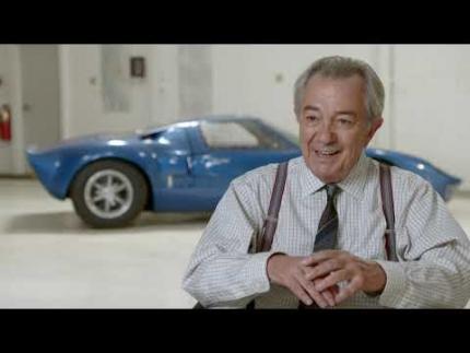"""Remo Girone is """"Enzo Ferrari"""" in Ford vs.Ferrari"""