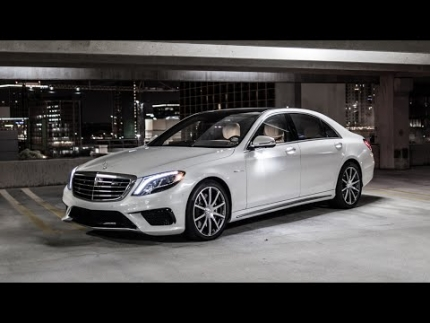 2015 Mercedes-AMG S63 4Matic – Review in Detail, Start up, Exhaust...