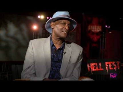 """Hell Fest"" with  Tony Todd"