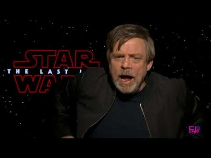Mark Hamill explains Star Wars: The Last Jedi