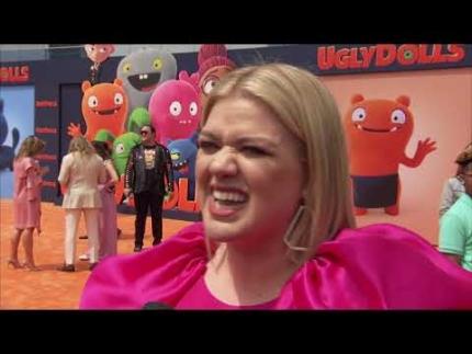 UglyDolls Premiere  Kelly Clarkson