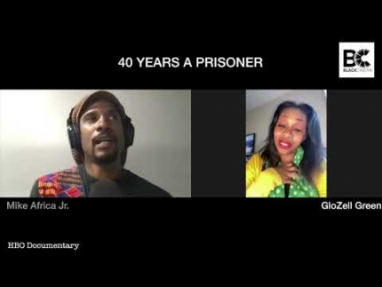 '40 Years a Prisoner' with Mike Africa Jr. -  EXCLUSIVE!   -  HBO...