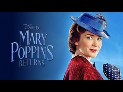 "Exclusive:  Mary Poppins Returns ""Back To Cherry Tree Lane"""