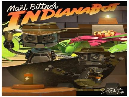 Indiana Bot (Mael Bittner) - ROS Film Festival