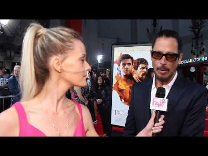 """EXCLUSIVE! Found footage """"CHRIS CORNELL""""  LAST INTERVIEW!"""