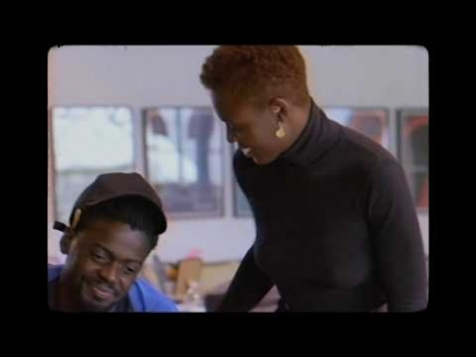 "Queen & SLIM ""A look inside the filming & table read..."
