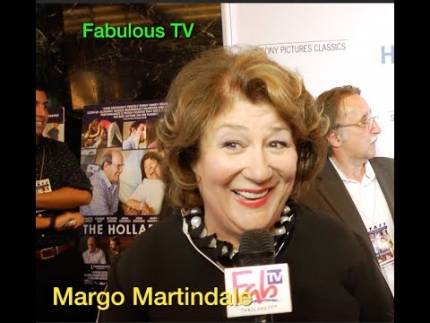 "Actress Margo Martindale at ""The Hollars"" premiere on Fabulous TV"