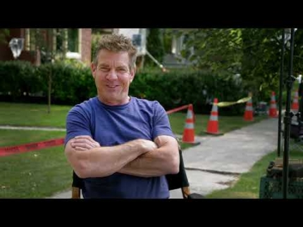"""A Dog's Journey""  with Dennis Quaid & his dog Peaches"