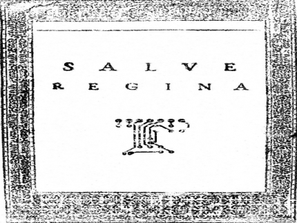 HONORABLE MENTION - #SalveRegina (Anita Muhr) - ROS Film Festival