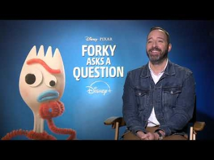 """Forky asks a Question""  with Tony Hale"