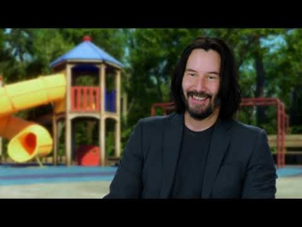 "Keanu Reeves Duke Caboom ""Toy Story 4"""