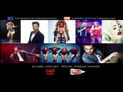 Türkçe Pop Müzik Mix 2014 Turkish Pop Music I Hareketli Türkçe...