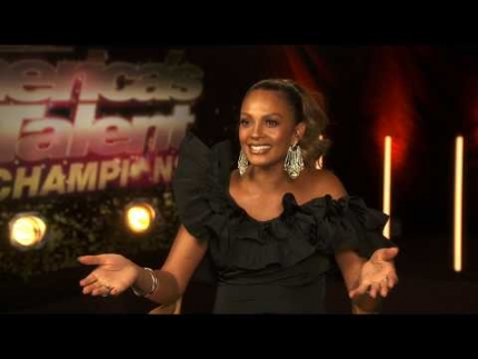 Alesha Dixon  America's Got Talent: The Champions - Season 2 Premiere