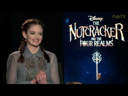 Mackenzie Foy  'The NUTCRACKER and the Four Realms'