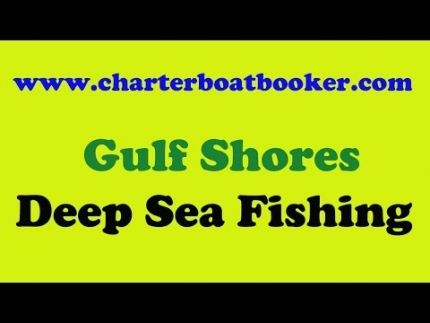 Gulf Shores Deep Sea Fishing - Charter Boat Booker