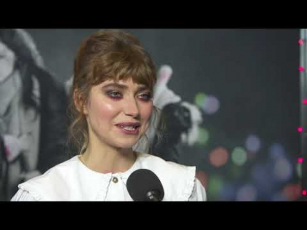 """Imogen Poots at the """"Black Christmas"""" premiere"""