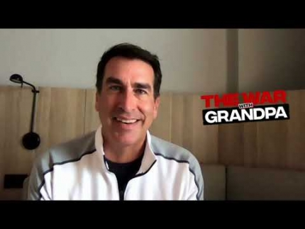 ROB RIGGLE - The War with Grandpa
