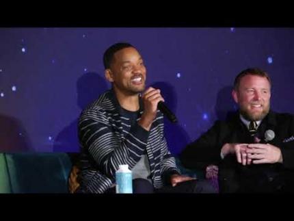 """Aladdin"" Los Angeles Press Conference"