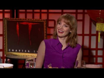 "Jessica Chastain on her role in ""IT Chapter 2"""