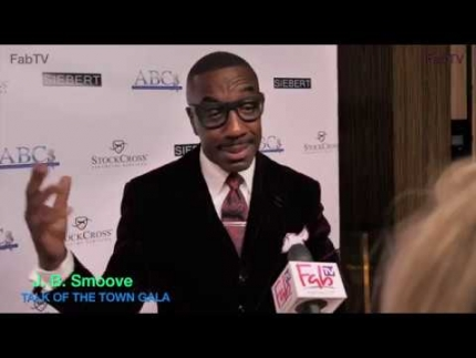 "J.B. Smoove at the ""TALK OF THE TOWN GALA"""