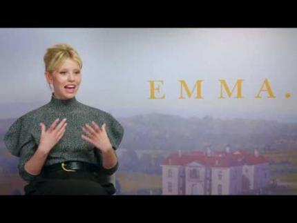 """EMMA"" with MIA GOTH"