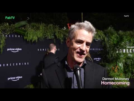 "Dermot Mulroney who plays 'Anthony'  at  ""HOMECOMING""  Premiere"