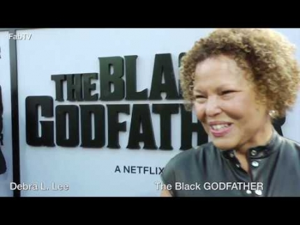 "Debra L. Lee  at Netflix's ""The Black GODFATHER""   premiere"
