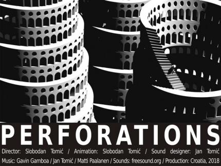 PERFORATIONS (Slobodan Tomić) - ROS Film Festival