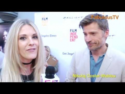 Nikolaj Coster Waldau stars in 'Shot Caller' on FabulousTV