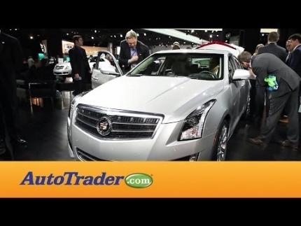 Top Luxury Cars   2012 Detroit Auto Show   AutoTrader.com