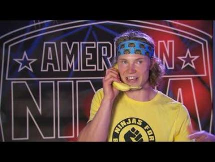 JACKSON TWAIT -American Ninja Warrior: Finals 1
