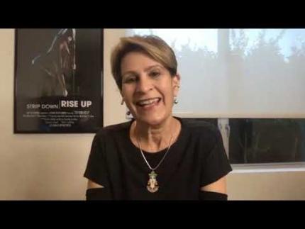 """""""STRIP DOWN, RISE UP"""" - Michèle Ohayon"""