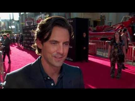 "Milo Ventimiglia at ""The Art of Racing In The Rain"" world premiere"