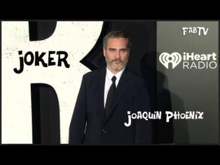 """Joker"" Premiere arrivals Joaquin Phoenix"