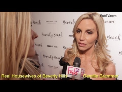 Real Housewives of Beverly Hills 'Camille Grammer' on FabulousTV
