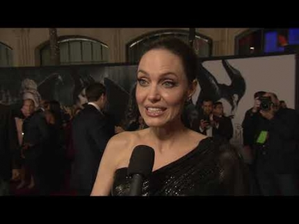 Maleficent: Mistress of Evil  World Premiere with Angelina Jolie
